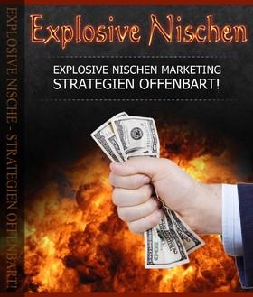 Explosive Nischen
