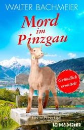 Mord im Pinzgau - Ein Alpenkrimi