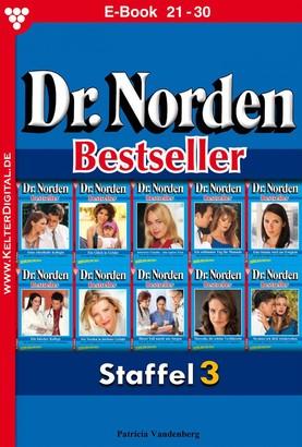 Dr. Norden Bestseller Staffel 3 – Arztroman