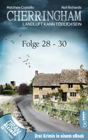 Matthew Costello: Cherringham Sammelband X - Folge 28-30