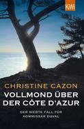 Christine Cazon: Vollmond über der Côte d'Azur ★★★★
