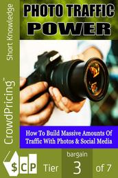 Photo Traffic Power - Want to know what Facebook page that is, and how you can build up the same heavy duty traffic, leveraging it to your websites and offers? Then you need Photo Traffic Power.