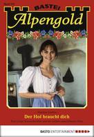 Martina Linden: Alpengold - Folge 161 ★★★★