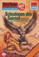 Ernst Vlcek: Perry Rhodan 964: Schwingen des Geistes ★★★★★