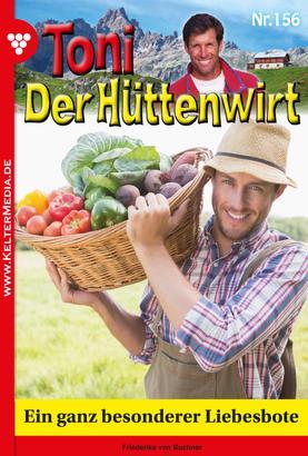 Toni der Hüttenwirt 156 – Heimatroman