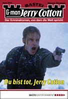 Jerry Cotton: Jerry Cotton - Folge 2876 ★★★★
