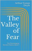 Arthur Conan Doyle: The Valley of Fear