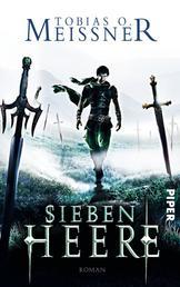 Sieben Heere - Roman