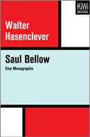 Walter Hasenclever: Saul Bellow