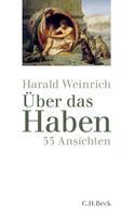 Harald Weinrich: Über das Haben ★★★★