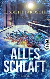 Alles schläft - Ein weihnachtlicher Kriminalroman