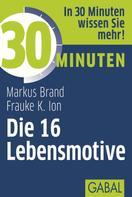 Frauke Ion: 30 Minuten Die 16 Lebensmotive ★★★★★
