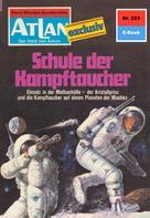 Hans Kneifel: Atlan 223: Schule der Kampftaucher ★★★★★