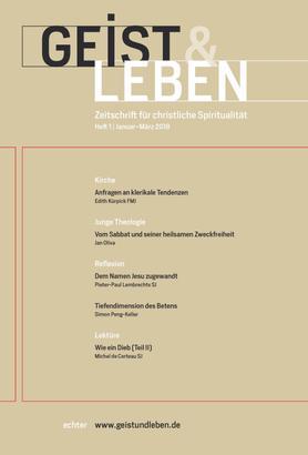 Geist & Leben 1/2018