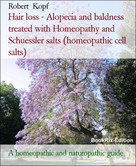 Robert Kopf: Hair loss - Alopecia and baldness treated with Homeopathy and Schuessler salts (homeopathic cell salts)