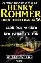 Krimi Doppelband #36