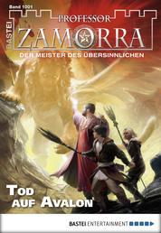 Professor Zamorra - Folge 1001 - Tod auf Avalon