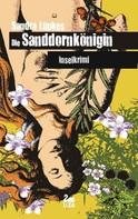 Sandra Lüpkes: Die Sanddornkönigin: Inselkrimi ★★★★