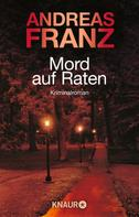 Andreas Franz: Mord auf Raten ★★★★