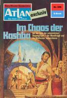 Hans Kneifel: Atlan 256: Im Chaos der Kashba ★★★★★