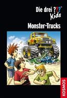 Christoph Dittert: Die drei ??? Kids, Monster-Trucks (drei Fragezeichen Kids) ★★★★★