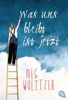 Meg WOLITZER: Was uns bleibt ist jetzt ★★★★