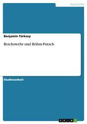 Reichswehr und Röhm-Putsch