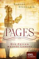 Nadine Stenglein: Pages - Die Zeilen meines Lebens ★★★★★