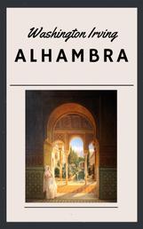 Washington Irving: Alhambra
