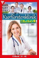 Nina Kayser-Darius: Kurfürstenklinik Staffel 4 – Arztroman