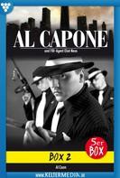 Al Cann: Al Capone 5er Box 2 – Kriminalroman