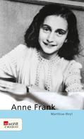 Matthias Heyl: Anne Frank ★★★★