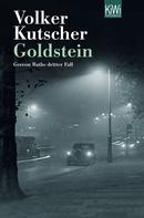 Volker Kutscher: Goldstein ★★★★★
