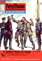 William Voltz: Perry Rhodan 278: In geheimer Mission auf Lemuria ★★★★