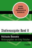 Friedrich Engels: Studienausgabe in 4 Bänden
