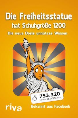 Die Freiheitsstatue hat Schuhgröße 1200
