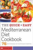Rockridge Press: The Quick & Easy Mediterranean Diet Cookbook ★★