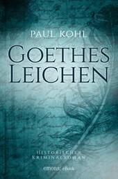 Goethes Leichen