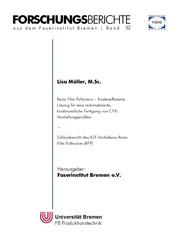 Resin Film Pultrusion - Kosteneffiziente Lösung für eine automatisierte, kontinuierliche Fertigung von CFK-Versteifungsprofilen