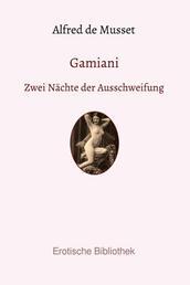 Gamiani - oder Zwei Nächte der Ausschweifung