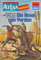 Dirk Hess: Atlan 210: Die Hexe von Yarden ★★