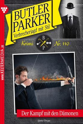 Butler Parker 110 – Kriminalroman