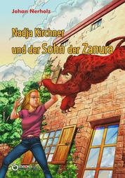 Nadja Kirchner und der Sohn der Zanura - Teil 4 der Nadja-Kirchner-Fantasy-Reihe