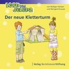 Raingard Knauer: Leon und Jelena - Der neue Kletterturm ★★★★★