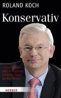 Roland Koch: Konservativ