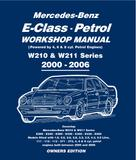 Gordon Lund: Mercedes E Class Petrol Workshop Manual W210 & W211 Series