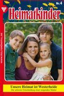 Myra Myrenburg: Heimatkinder 4 – Heimatroman ★★★★★