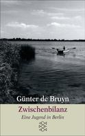 Günter de Bruyn: Zwischenbilanz