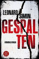Leonard Simon: Gespalten ★★