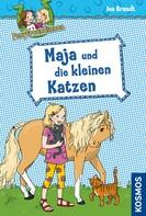 Ina Brandt: Ponyfreundinnen, 2, Maja und die kleinen Katzen ★★★★★